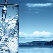 Un bicchiere d'acqua Kangen