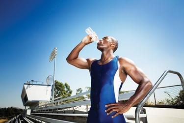 acqua per sportivi