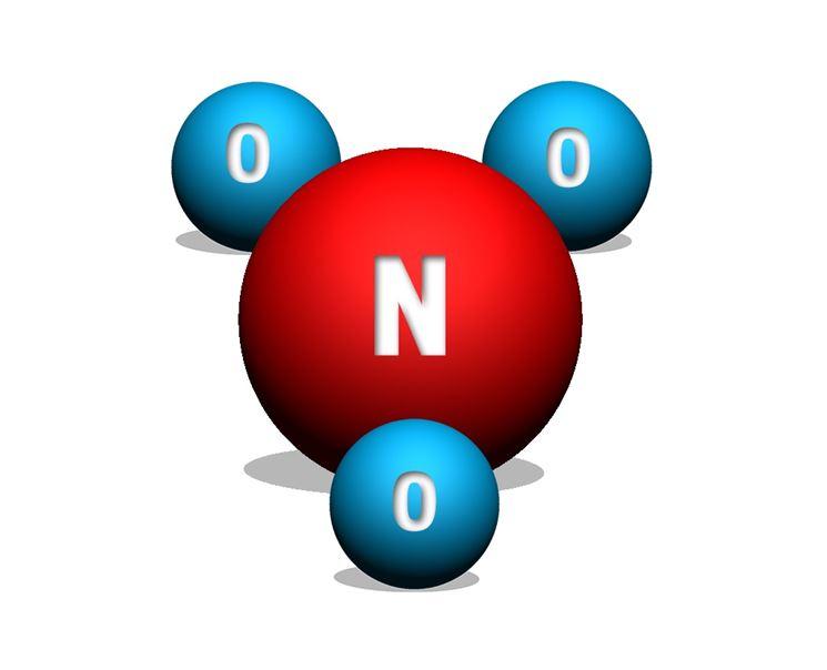 Nitrato formula chimica