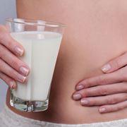 Molecola dello zucchero lattosio