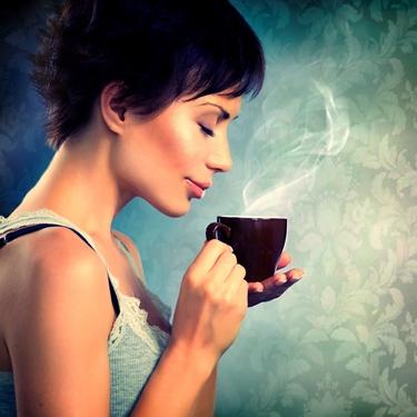 dipendenza da caffè