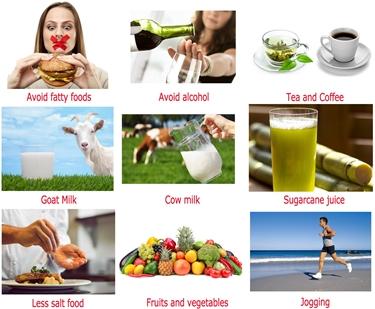 Dieta cirrosi epatica