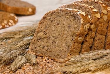 Pane integrale per la colite