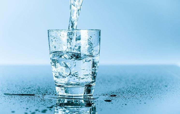 acqua e depurazione fegato
