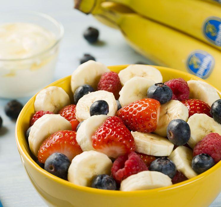 banana proprietà