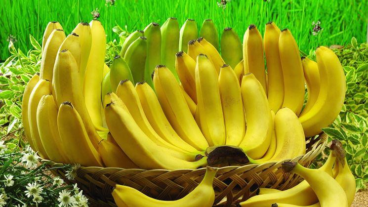 maturazione banana