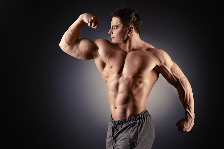 Aumento tono muscolare