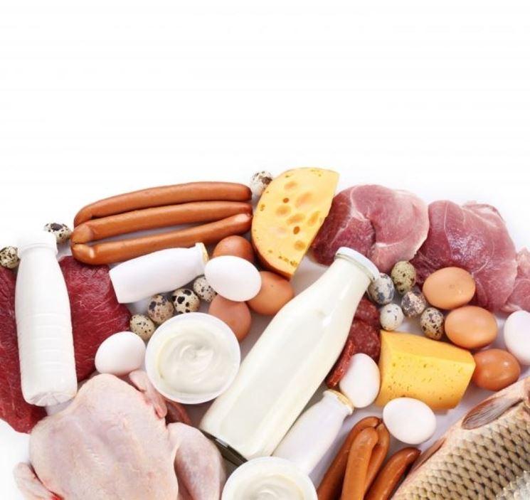 Alimenti che contengono arginina