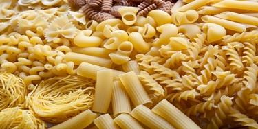 La pasta è uno dei cibi più mangiati in Italia