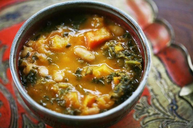Zuppa di verdura e minestrone