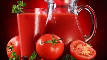Succo concentrato di pomodori