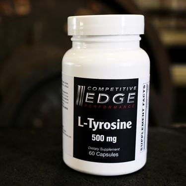 integratore tirosina