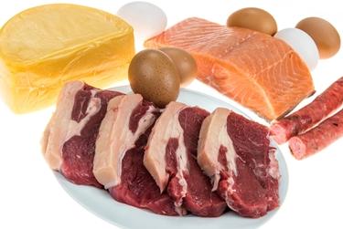 alimenti proteici