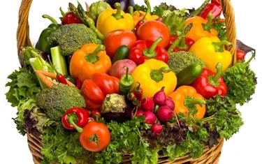 Frutta e verdura ricche di fibre solubili