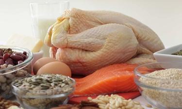 carni bianche e proteine