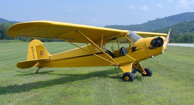 aereo volo amatoriale