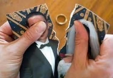 Fine del matrimonio<p />