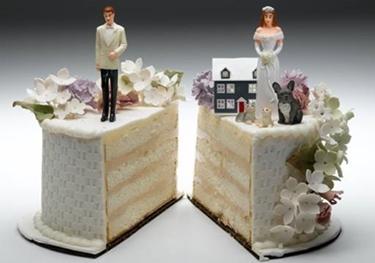 Fine di un matrimonio