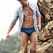 Uomo e abbigliamento intimo