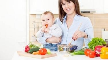 Mamma e alimentazione