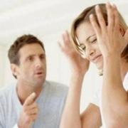 Matrimonio e problemi