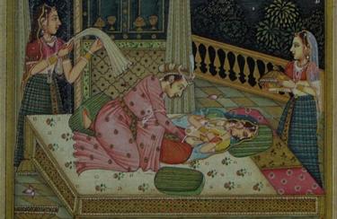 illustrazione Kamasutra