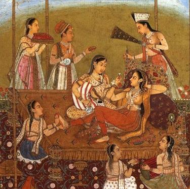 Il ruolo della donna nel Kamasutra