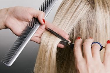 paura di tagliare i capelli
