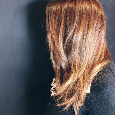 capelli scalati