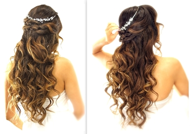 bellezza capelli lunghi