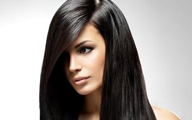capelli lunghi e lisci