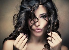 Tagli capelli ricci