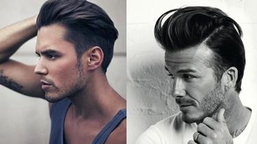capelli lisci uomo