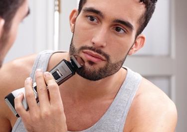 taglio della barba