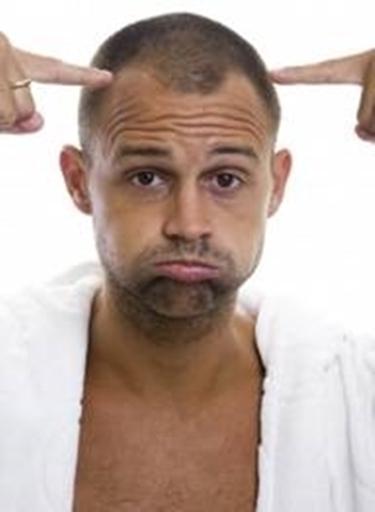 perdita capelli uomo