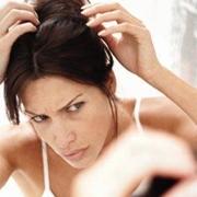Olio di capelli cosmetici organici