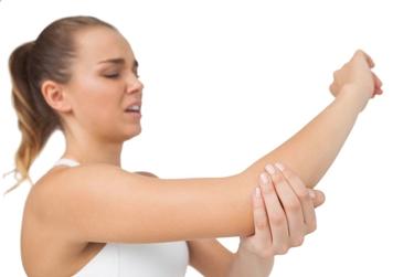 dolore braccio destro