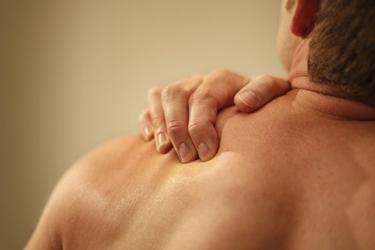 esercizio spalle