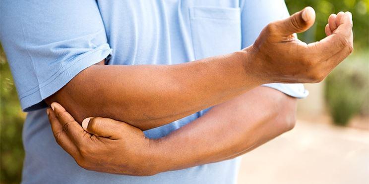 Cause del formicolio al braccio