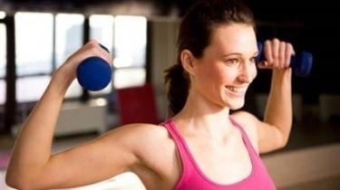 Tonificazione muscolare<p />