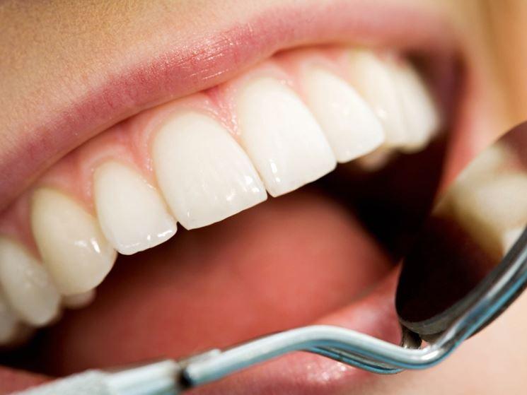 Curare placca del cavo orale