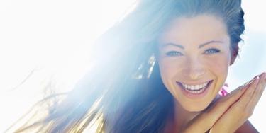 sorriso sano