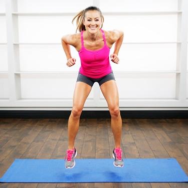 allenare le gambe