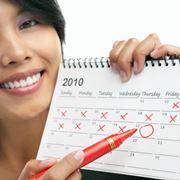 Calendario mestruazioni