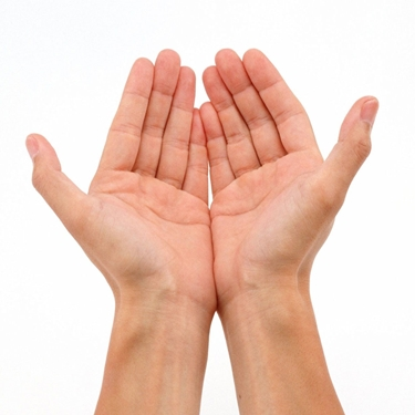 Calli sulle mani