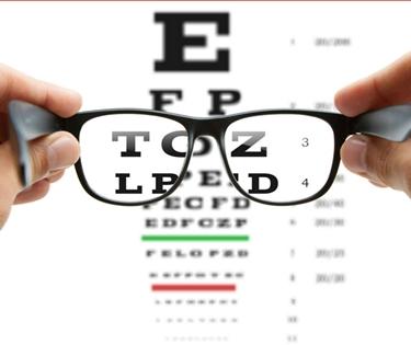 Correzione della vista con lenti