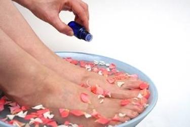 piedi curati pedicure