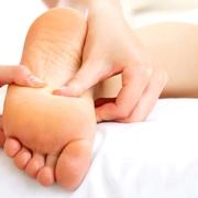massaggio piedi