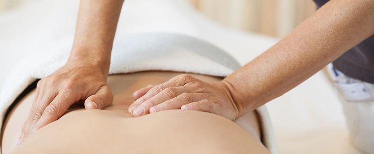 Massaggio osteopatico