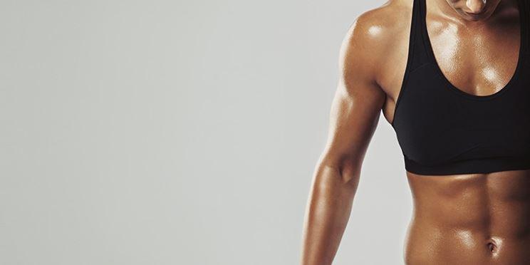 Muscoli pettorali tonici